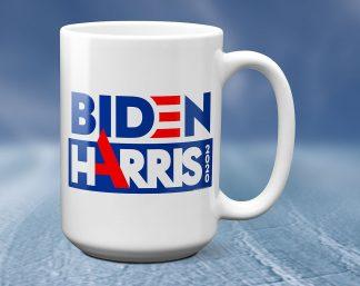 Biden Harris 15 oz Mug