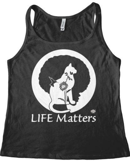 Life matters women's tank top